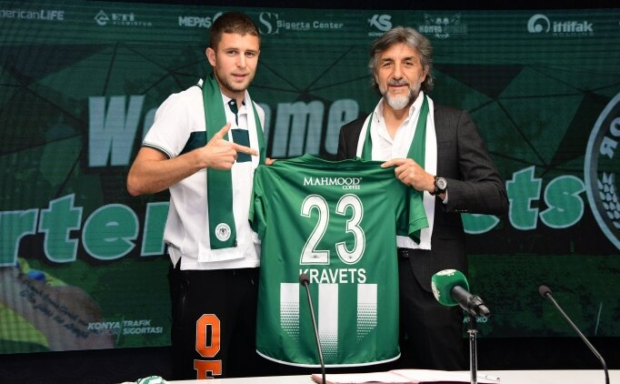 Konyaspor, 3 futbolcuyla sözleşme imzaladı
