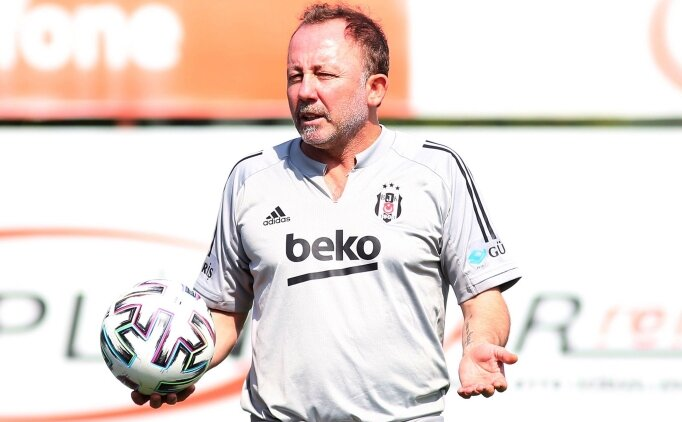 Sergen Yalçın: 'Beyler burası Beşiktaş! Formanın hakkını verin'