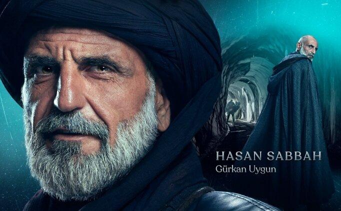 Hasan Sabbah kimdir? Hasan Sabbah'ı kim oynuyor [Gürkan Uygun]