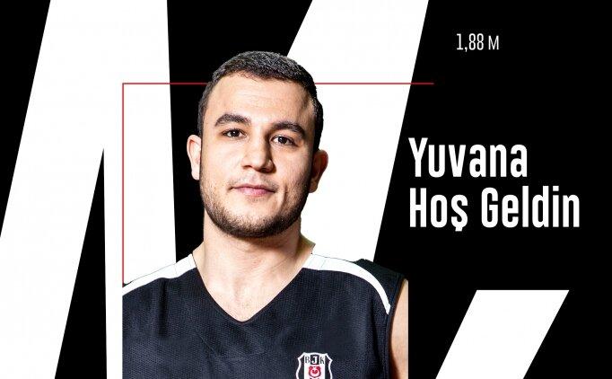 Beşiktaş Basketbol, Mehmet Yağmur'u kadrosuna kattı