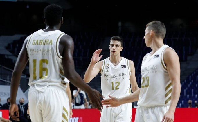 THY EuroLeague'de rekor Real Madrid'de