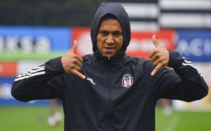 Josef de Souza: 'Beşiktaş'a para için gelmedim'