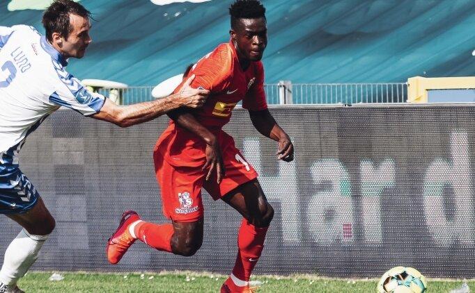 Galatasaray, Danimarka'da yetenek avında!