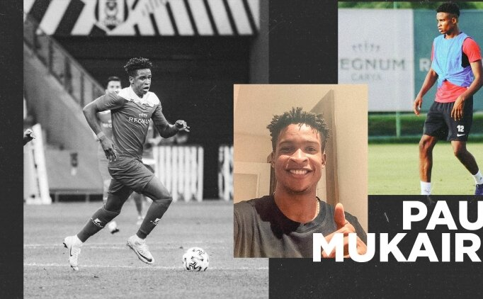 Antalyasporlu Mukairu, Anderlecht'e kiralandı