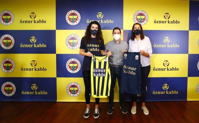 Fenerbahçe Öznur Kablo'da isim sponsorluğu uzatıldı