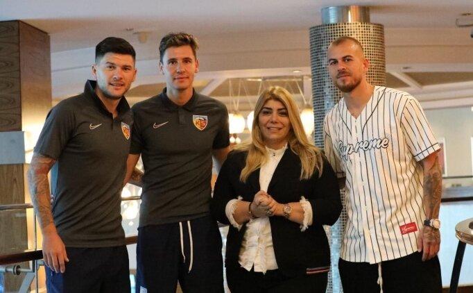 Kayserispor, Rumen forvet Denis Alibec'i transfer etti