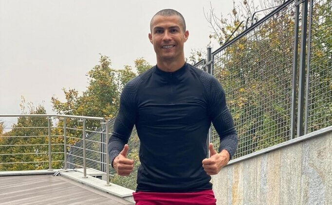 Cristiano Ronaldo'dan yeni imaj
