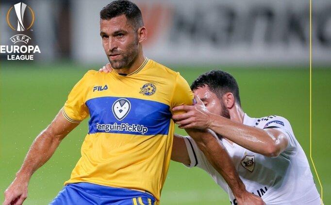 Sivasspor'un grubundaki Karabağ, ilk maçında kaybetti