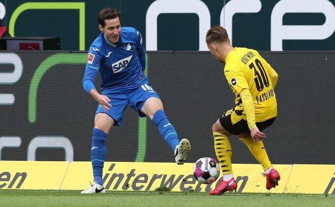 Dortmund, 8 yıllık Hoffenheim krizini bitirdi