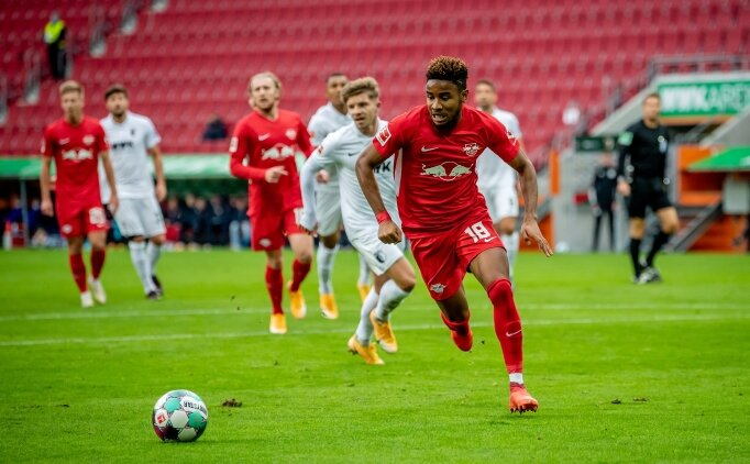 Leipzig deplasmanda rahat kazandı