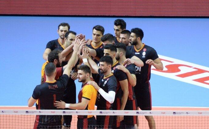 Erteleme maçında kazanan Galatasaray HDI Sigorta oldu