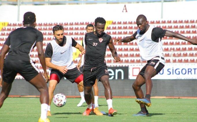 Hatayspor'da futbolcuların Kovid-19 testleri negatife döndü