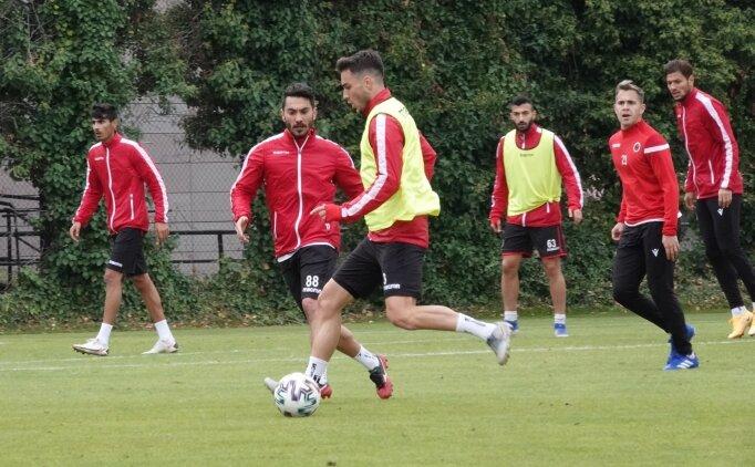 Gençlerbirliği'nde bir futbolcunun Kovid-19 testi pozitif çıktı