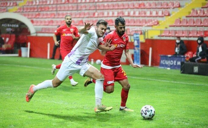 Kayserispor, Türkiye Kupası'nda 4. tura çıktı