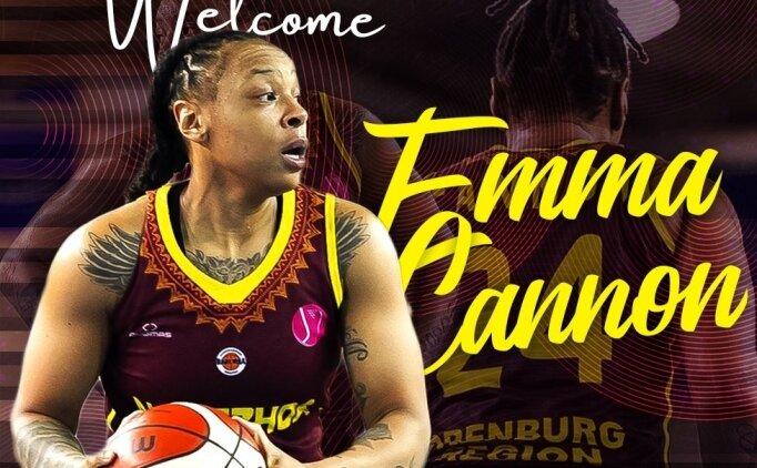 Elazığ İl Özel İdare, Emma Cannon'u transfer etti