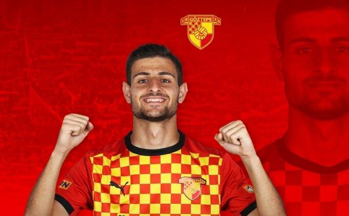 Göztepe, 2 futbolcusuna profesyonel sözleşme imzalattı