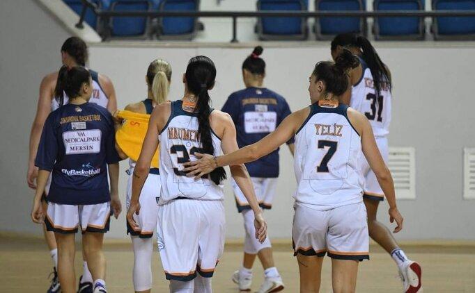 Mersin Yenişehir Belediyespor'da hedef üst üste 6. galibiyet