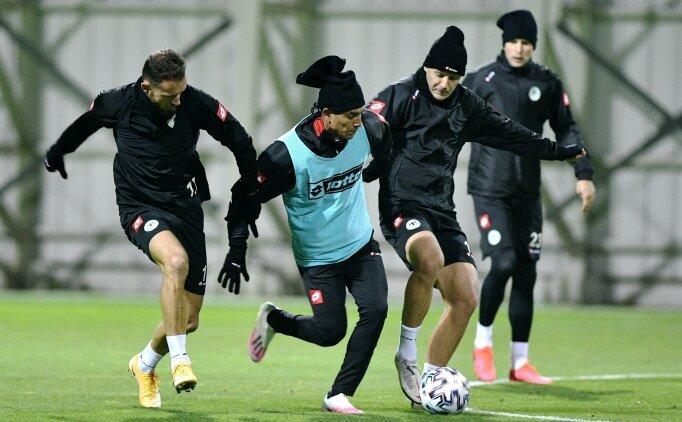 Konyaspor'da bir futbolcu koronavirüse yakalandı