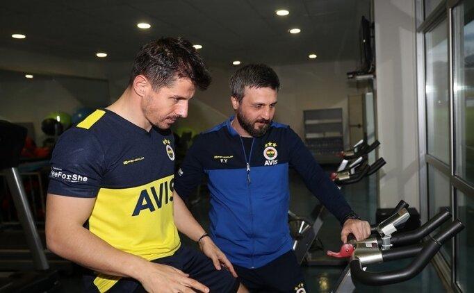 Fenerbahçe evden çalışıyor: 'Takım mental olarak iyi'
