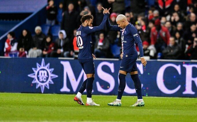 PSG'den Mbappe'ye Messi ve CR7 maaşı!