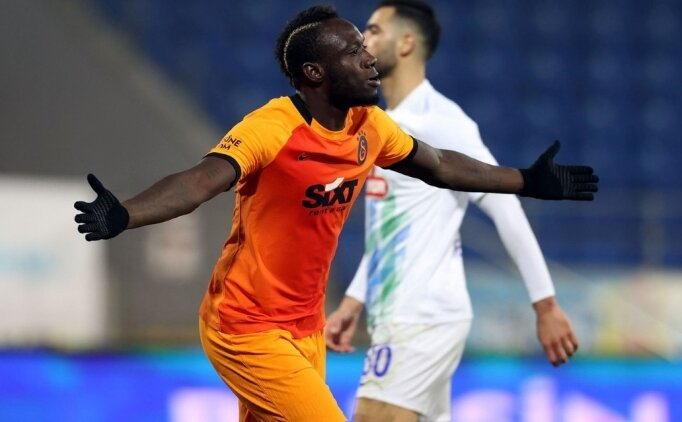 Mbaye Diagne: 'Hatayspor'a golüm var'