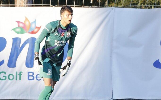 Galatasaray'dan Ankaraspor'a kiralık gitti