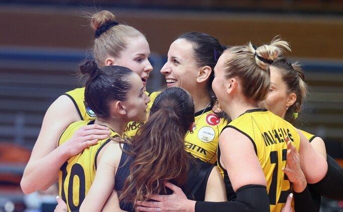 VakıfBank, Şampiyonlar Ligi'nde 2. maçını da kazandı