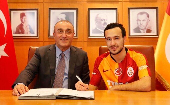 Galatasaray, genç oyuncusunu kiralık gönderdi