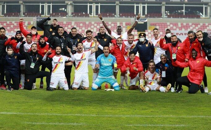 Göztepe, Kayserispor karşısında seri peşinde!