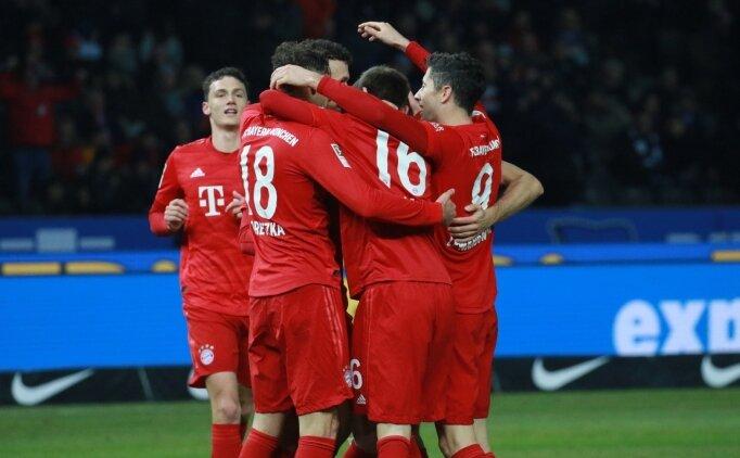 Fotoğraf Kaynak: Bayern München / Twitter