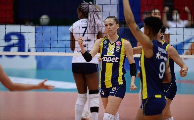 Fenerbahçe Opet, Imoco'nun konuğu