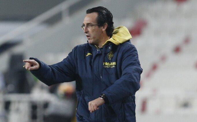Unai Emery: 'Sivasspor bizi çok zorladı'