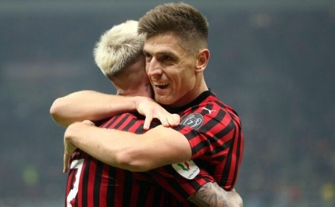 Milan güle oynaya turladı