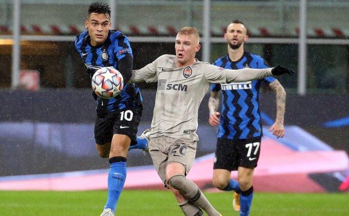 Inter sonuncu oldu, Shakhtar UEFA'ya kaldı