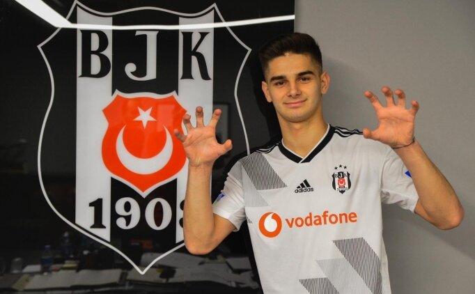 Ajdin Hasic, Beşiktaş'ı umutlandırdı