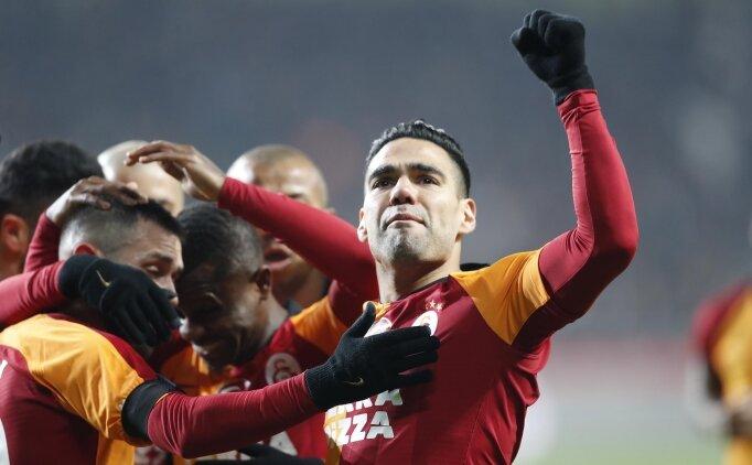 Galatasaray yükselişe geçti!