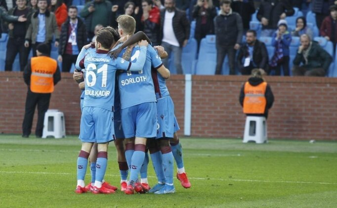 Trabzonspor hesap kapatmaya devam ediyor