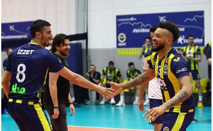Fenerbahçe HDI, Jihostroj deplasmanında
