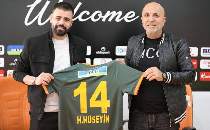 Alanyaspor, Hasan Hüseyin Acar ile imzaladı!