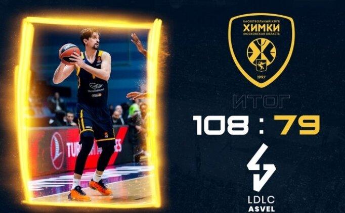 Euroleague'de 26. haftanın MVP'si; Alexey Shved
