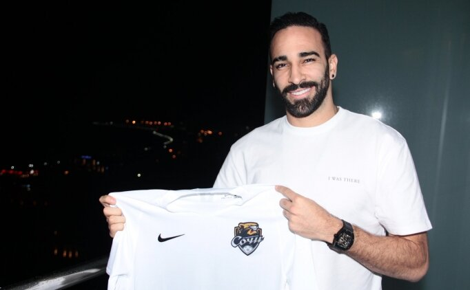 Adil Rami: 'Kariyerimdeki en zor an, Fenerbahçe kararımdı'