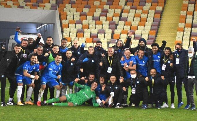 Erzurumspor'da sevinç; 'Analizler işe yaradı'