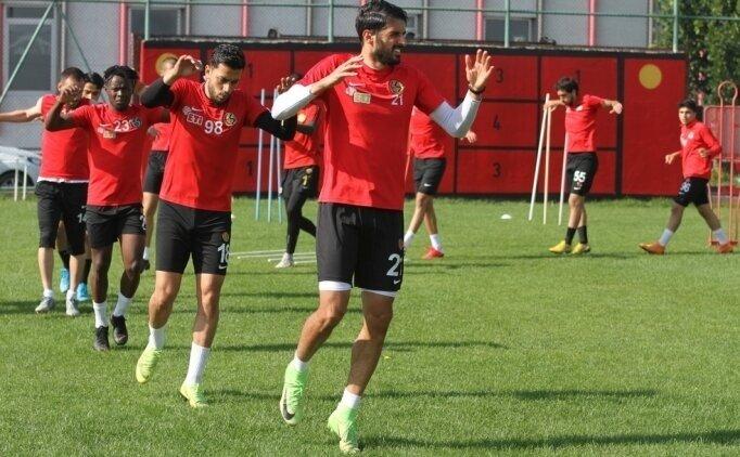 Eskişehirspor galibiyeti unuttu