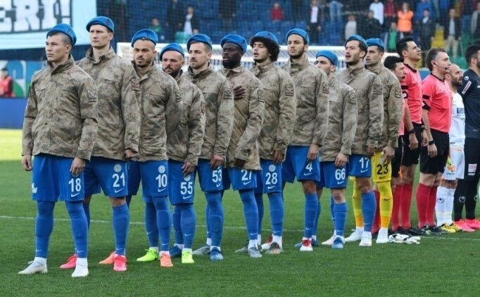 Çaykur Rizespor Kulübü 67 yaşında