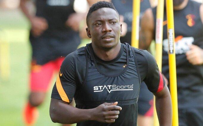 Galatasaray'da Etebo ile ayrılık kararı an meselesi