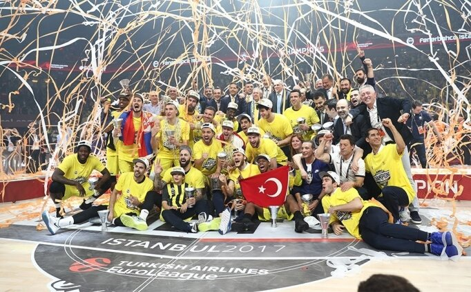 Fenerbahçe, Euroleague şampiyonluğunun 3. yıl dönümünü kutladı!