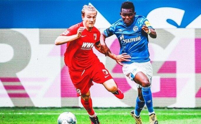 Augsburg, Schalke'yi perişan etti