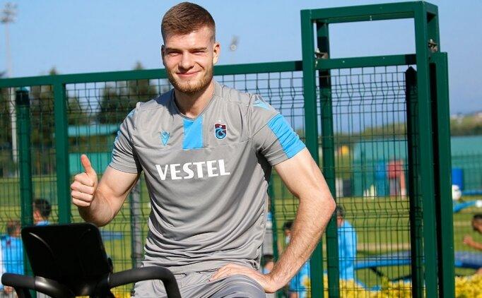 Trabzonspor'da Sörloth geri sayımda!