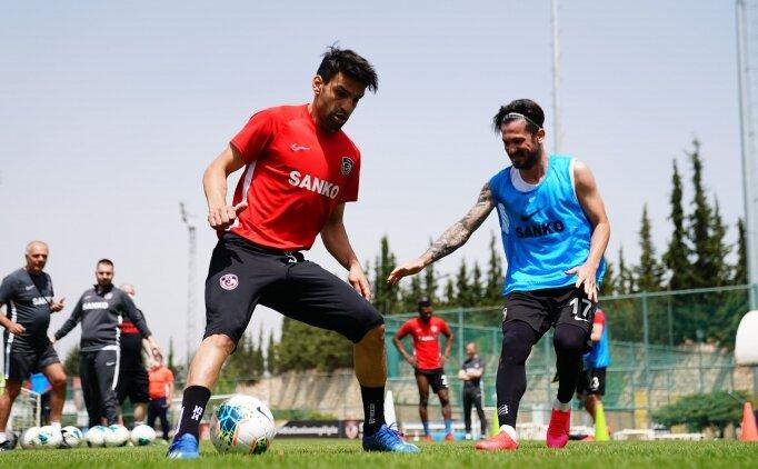 Gaziantep FK'da bir kişinin testi pozitif çıktı!