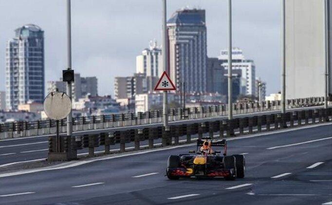 Saat kaçta canlı Formula 1 İstanbul, F1 İstanbul canlı izlemek için saat kaçta? (26 Kasım Perşembe)